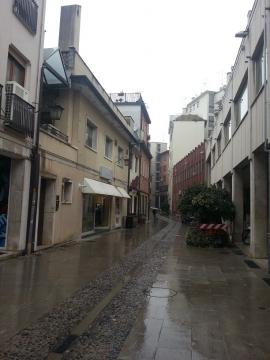 雨のポルデノーネ