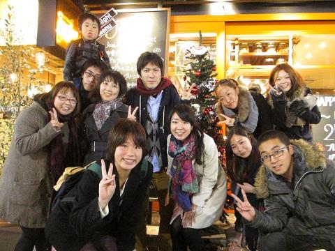 2012 会計Dinner