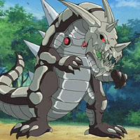 新生代化石竜スカルガー