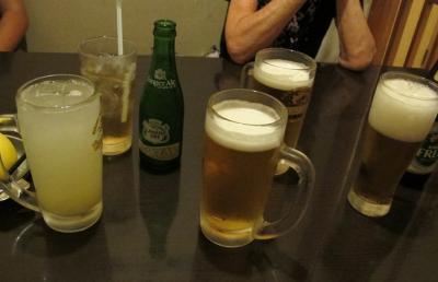 生ビールとか