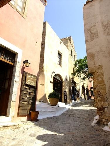 モネムヴァシア_旧市街「下の街」 (3)