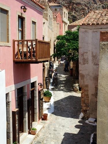 モネムヴァシア_旧市街「下の街」 (1)