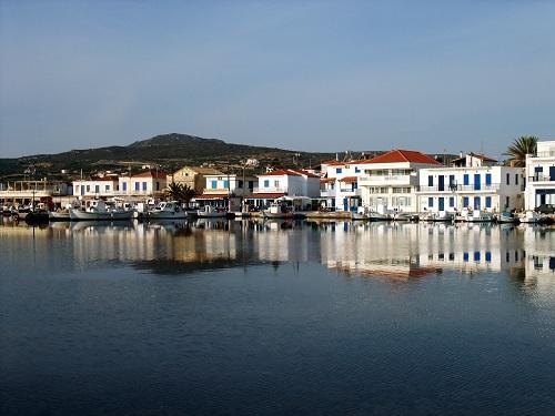 エラフォニソスの港付近 (2)