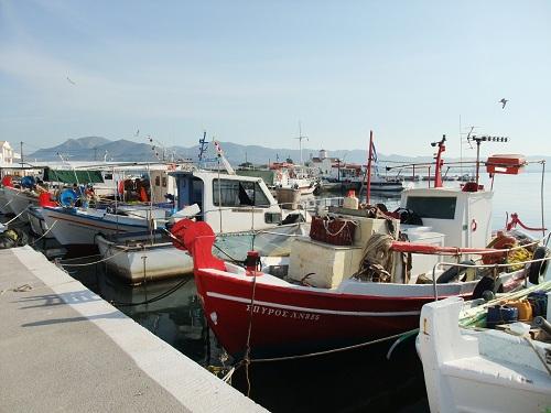 エラフォニソスの港付近 (1)