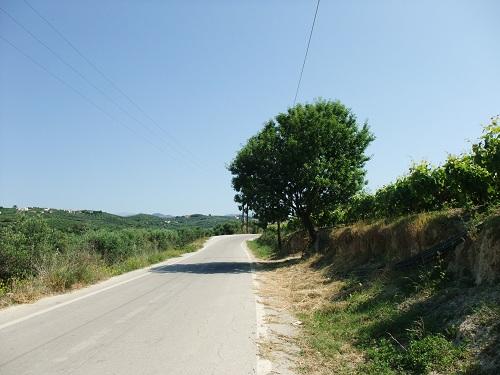 ヴーヴェスから幹線道路へ (1)