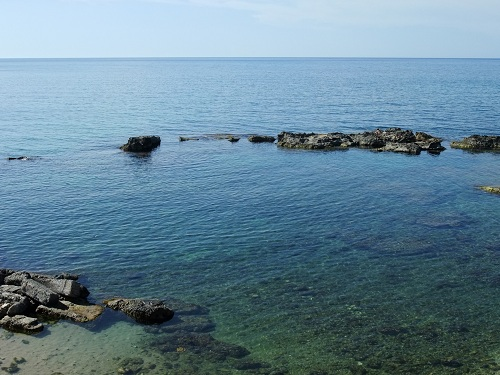 ハニアの海岸 (1)
