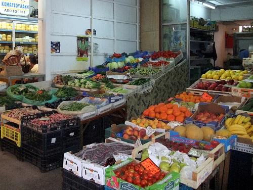 ハニアの市場 (5)