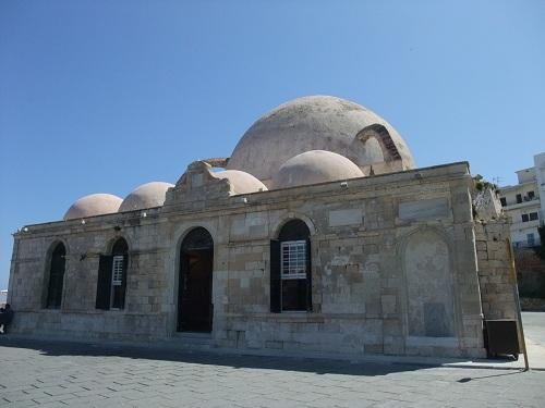 ハニア_ジャニサリーズ・モスク