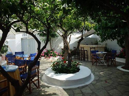 スペツェスの宿「Villa Christina Hotel」 (1)