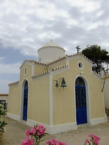 スペツェス_ 小さな教会