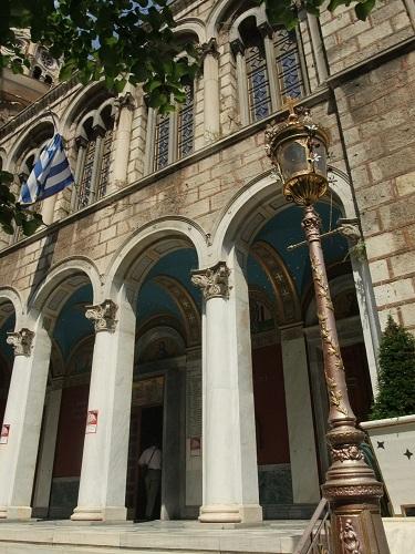 アテネ_街中の教会 (3)