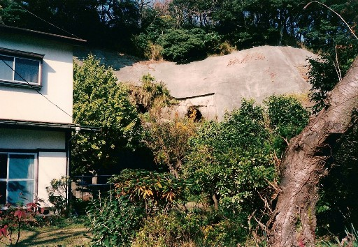 山の根谷装飾横穴