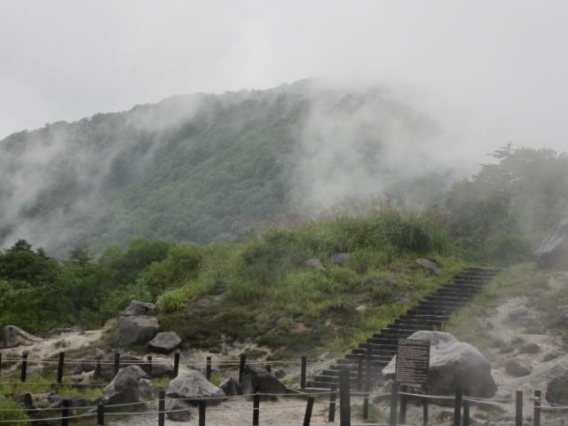玉川温泉 2012 岩盤浴の周辺