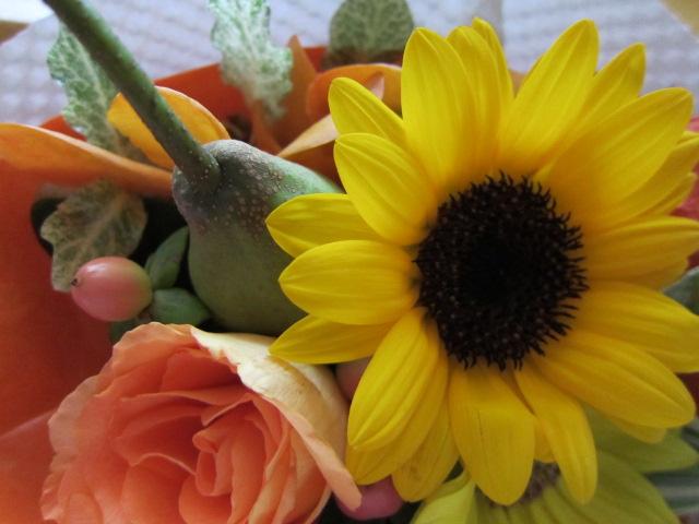 別れの花 2012