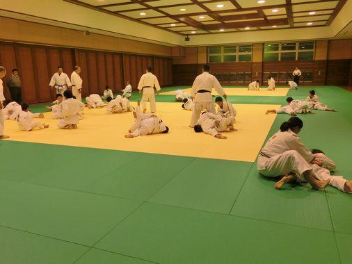26日の練習 2