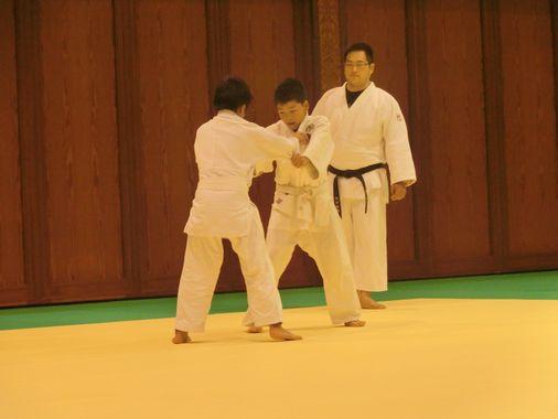 26日の練習 4