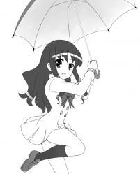 一日一絵・傘えりか
