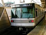 03系14編成 多摩川駅にて