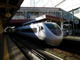 JR越後湯沢駅 列車