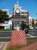 深谷駅 ふっかちゃん時計台