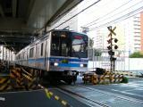 京急蒲田 本線踏切 7300形