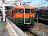 しなの鉄道169系湘南色