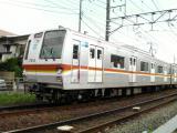 東横線の東京メトロ7000系2