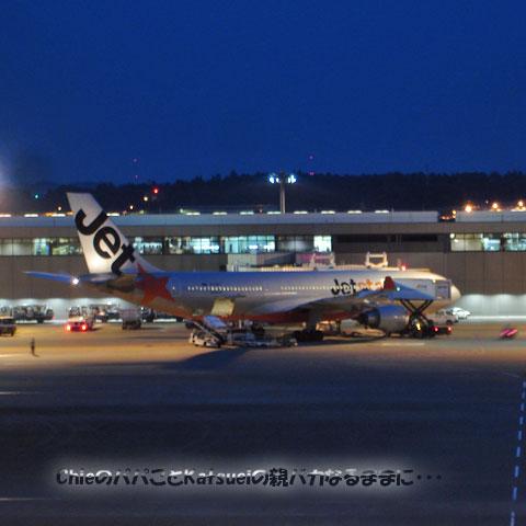 ジェットスター JQ26便 2012-07-27