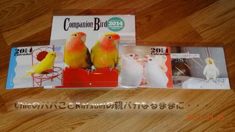 カレンダー 2013-09-25