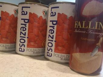トマト缶58円