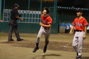 130727野球10-瀧川選手ホームイン