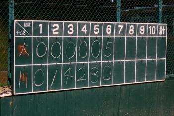 130727野球17-スコアボード