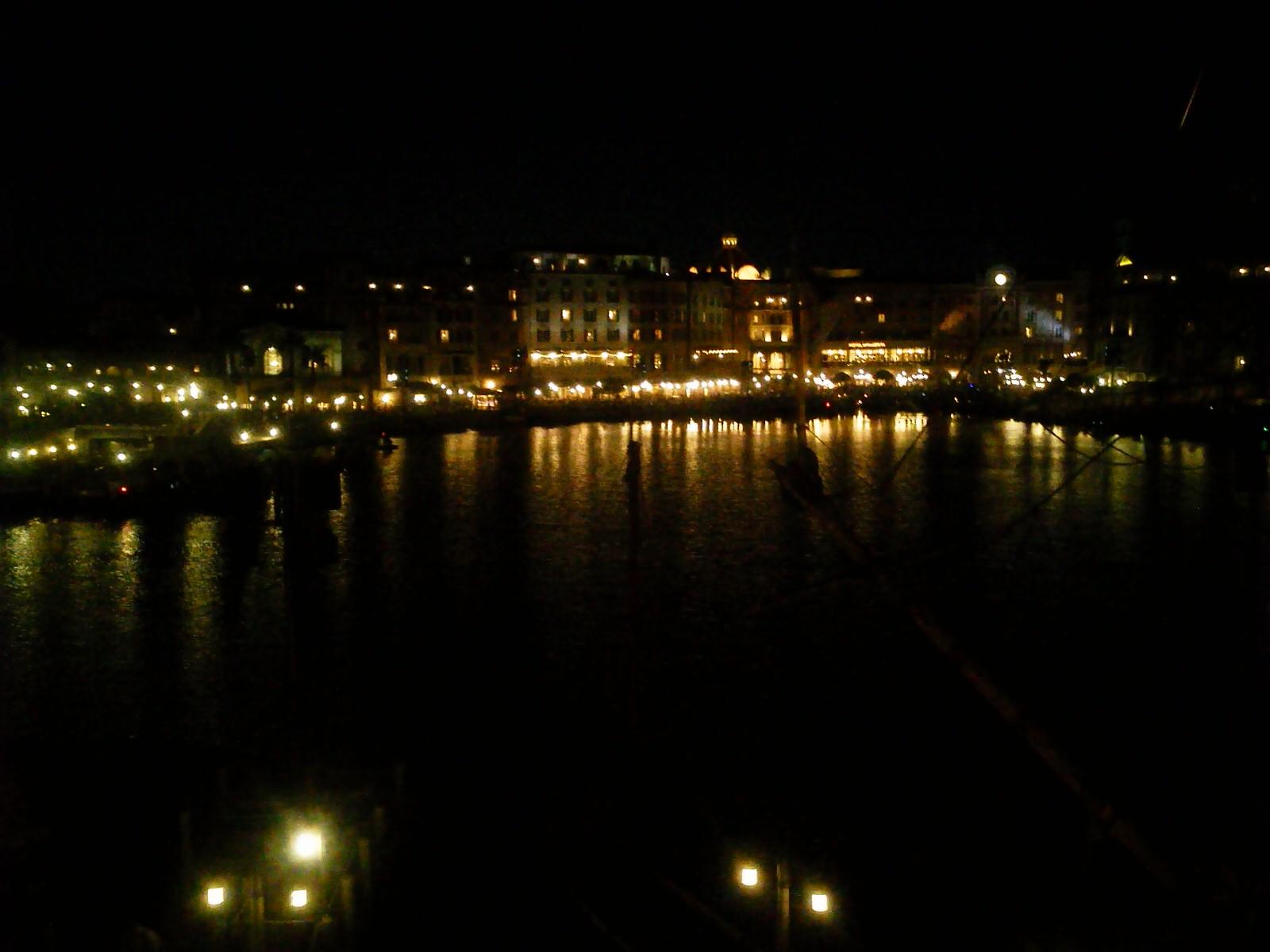 ハーバー夜景