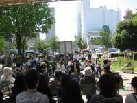 中央広場④