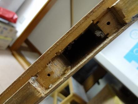 建具の修理5