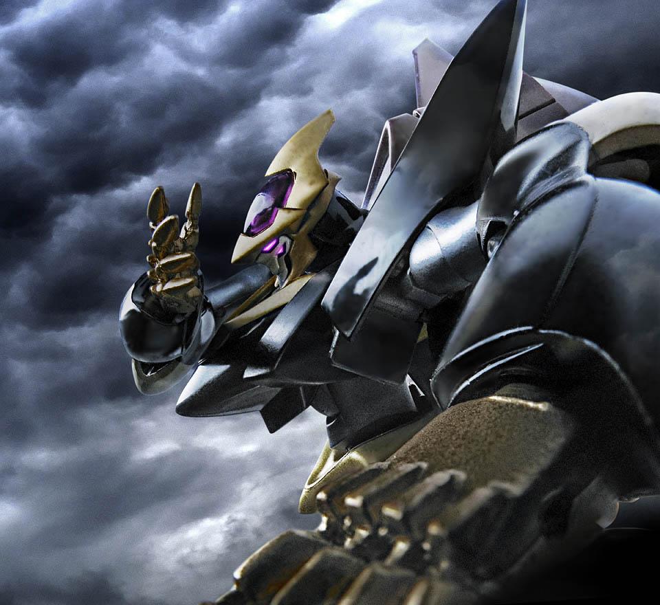 コードギアス黒の騎士団の迫力あるナイトメア