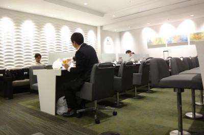 ANAラウンジ(熊本)1