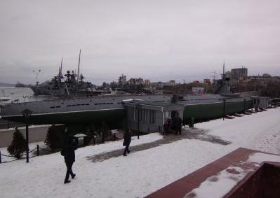 ウラジオストック風景2