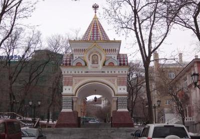 ウラジオストック風景3