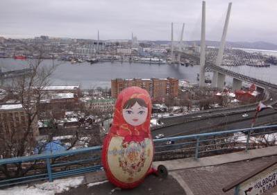 ウラジオストック風景5