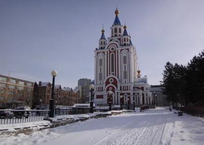 ハバロフスクの風景1