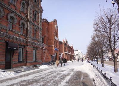 ハバロフスクの風景5