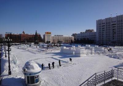 ハバロフスクの風景6