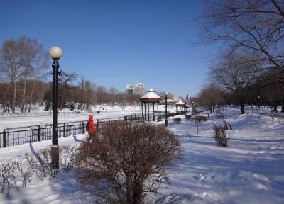 ハバロフスクの風景7