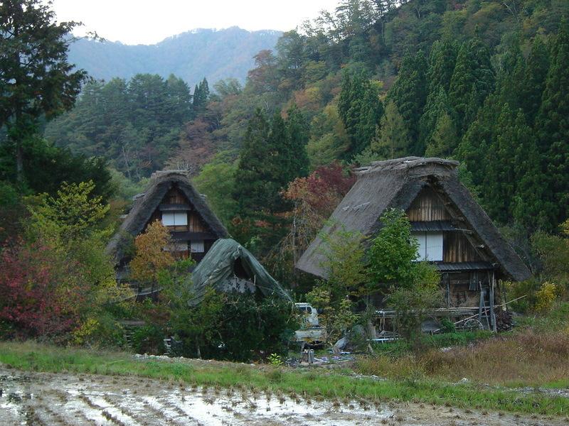 11月の3連休にお出かけ旅行(前半) 世界遺産白川郷 ③