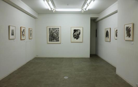 牧野浩紀展1F会場風景