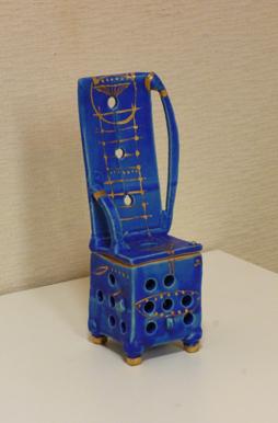 奥田美惠子「青香炉 蒼穹の椅子」
