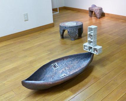 奥田美惠子「光合成する華」