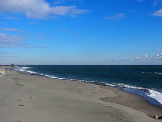 ケントの海。