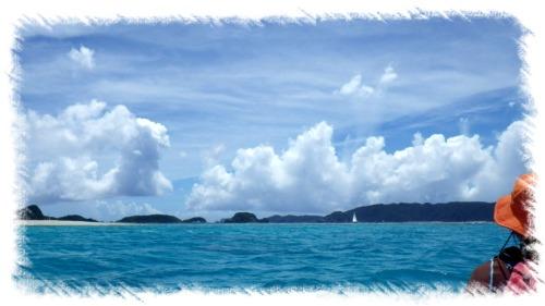 いいねっ! ケラマブルーな海
